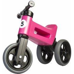 Teddies Funny Wheels New Sport 2v1 ružová