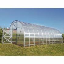 Volya LLC Polykarbonátový skleník 2DUM 4 x 3 m