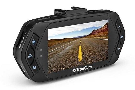 Kvalitný obraz autokamery TrueCam A7s