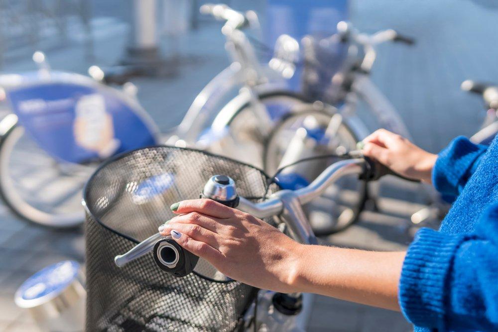 Zvonček na bicykli je tiež dôležitý pre vašu bezpečnosť