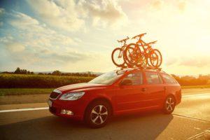 Strešný nosič bicyklov