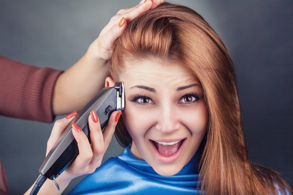 Strojčeky na vlasy