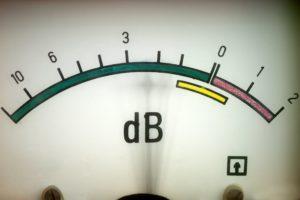 Stupnica decibelov