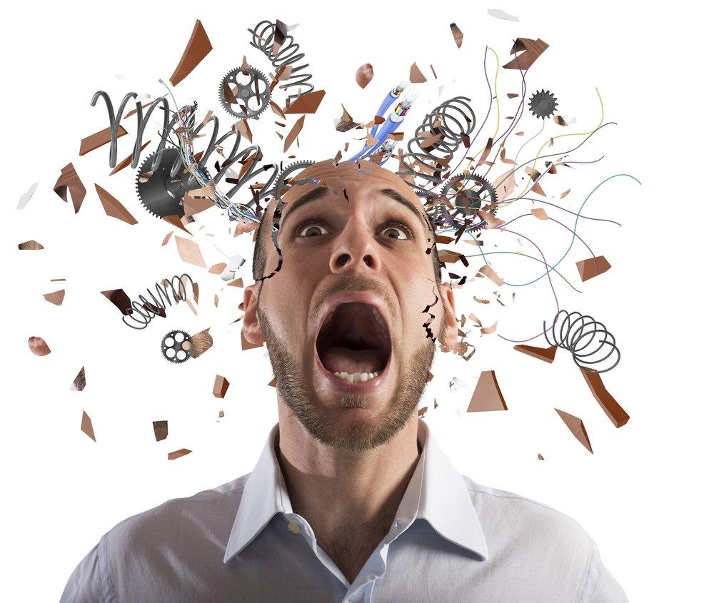 """Stres je tiež jednou z """"vymožeností"""" modernej doby"""