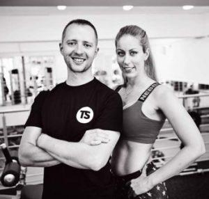 Martina Hrončeková a Michal Hronček