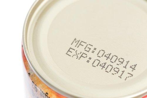 Výrobok s uvedeným dátumom výroby a spotreby