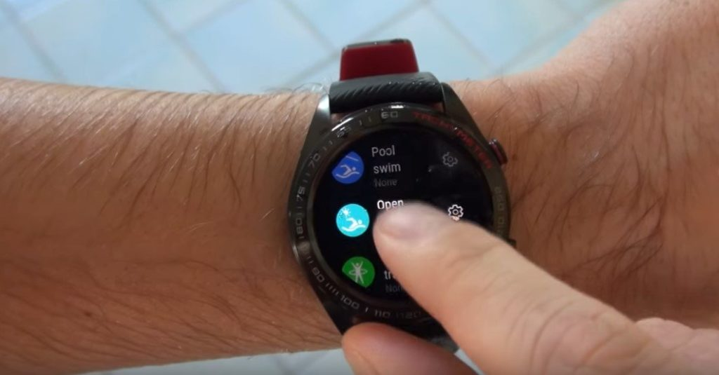 Magic Watch - fitness tracking