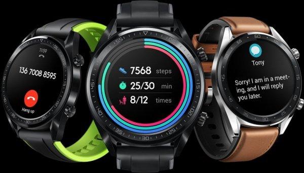 Notifikácie na hodinkách Huawei Watch GT