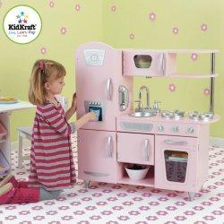 KidKraft Dětská Kuchyňka Pink Vintage