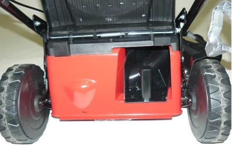 Zadné kolesá na benzínovej kosačke