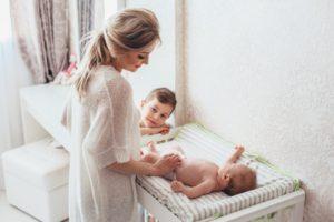 Treba venovať pozornosť aj tomu, aby starší súrodenci nechtiac neprevrátili pult
