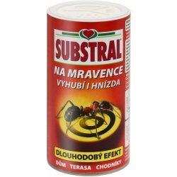 SUBSTRAL Granulát na mravce 250g