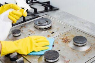 Umývanie sporák