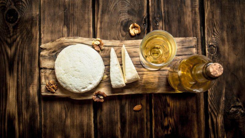 Víno a syr = zohratá dvojica