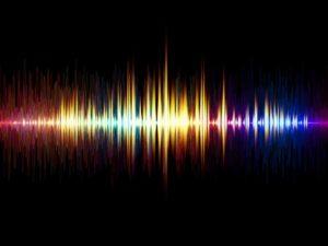 Znázornenie vibrácií
