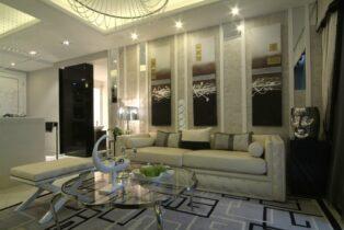 Bodové svetlá do obývačky