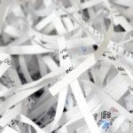 Skartovanie na prúžky je vhodné pre bežný každodenný papier