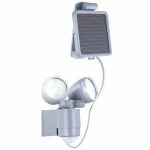Globo – LED Vonkajšie svietidlo s čidlom 2xLED/3W/230V