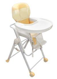 Plastová jedálenská stolička