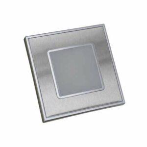 Luxera 48303 – Nástenné schodiskové svietidlo 16xLED/1W/230V