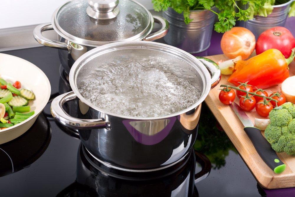 šetrenie energie pri varení