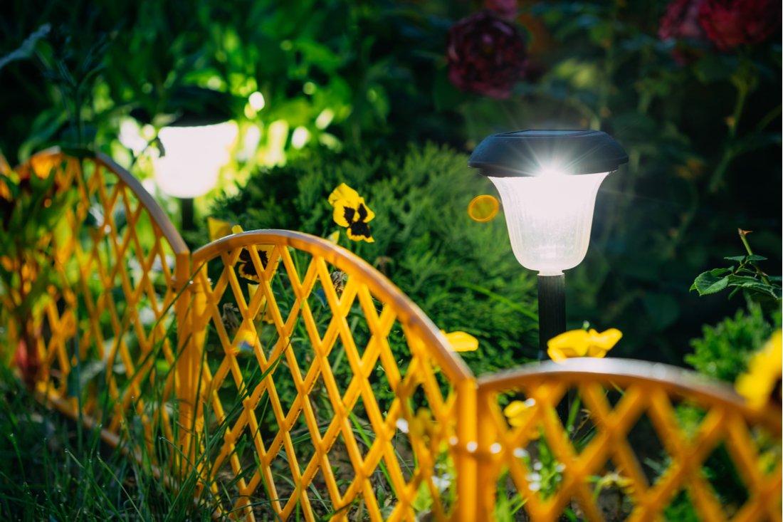 Solárne lampy