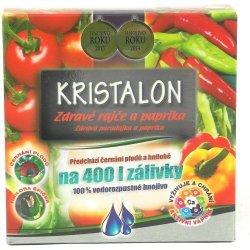 Agro CS Kristalon granulované hnojivo pre zdravé paradajky a papriky 500 gr