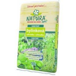 Agro NATURA Bylinková zahrádka – substrát 10l