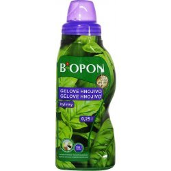Hnojivo BOPON na bylinky gelové 250ml
