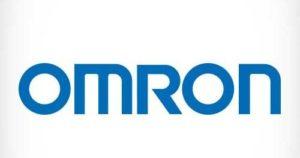 Logo značky Omron