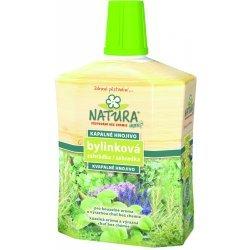 Natura Kvapalné organické hnojivo bylinková záhradka 500 ml