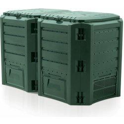 Prosperplast MODULE COMPOGREEN Kompostér 800l, zelený IKSM800Z