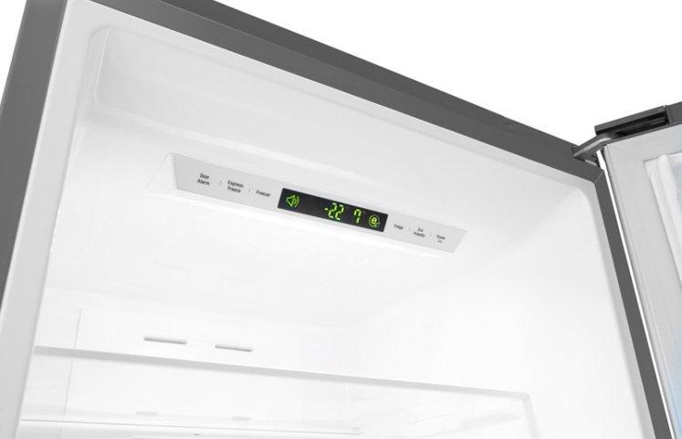 Nastavenie teploty v chladničke LG GBB60PZEFS