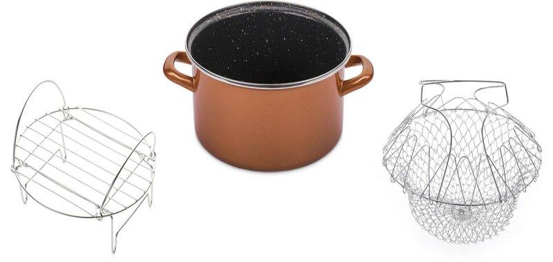 Multifunkčný hrniec Stone Legend Copper LUX
