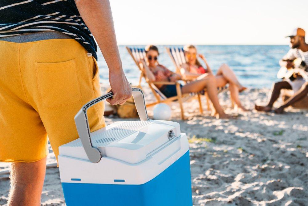 Prenosné autochladničky sú ideálnym spoločníkom aj pri vode