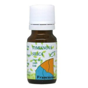 Tymiánová silica, éterický olej