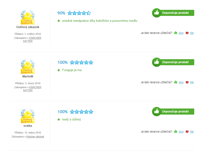Kärcher K5 Full Control recenzie