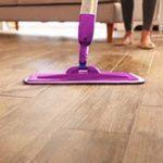 použitie na laminátové podlahy