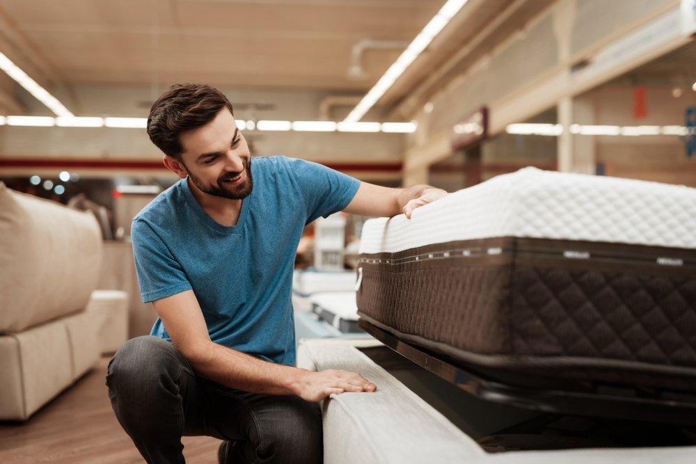 Ako vybrať matrac a tipy na správnu starostlivosť