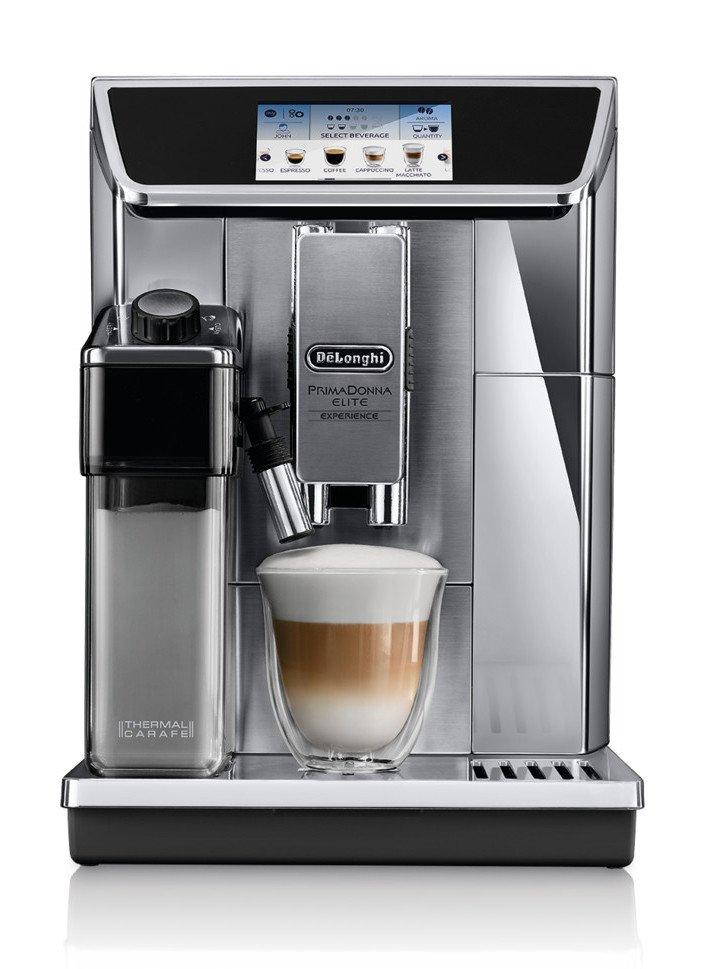 DeLonghi Primadonna Elite Experience ECAM 650.85 MS