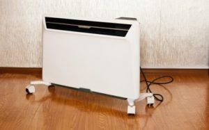 Ohrievače: Elektrický konvektorový ohrievač, prenosný
