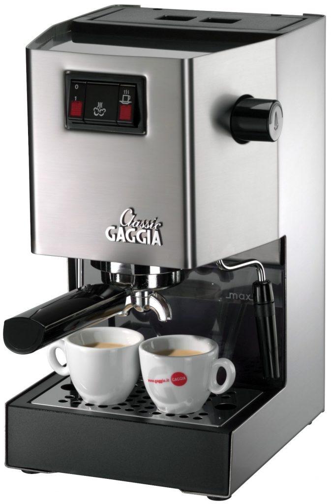 pakový kávovar Gaggia Classic