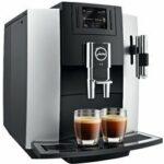 Jura Impressa E8 - automatický kávovar pre náročných (recenzia)
