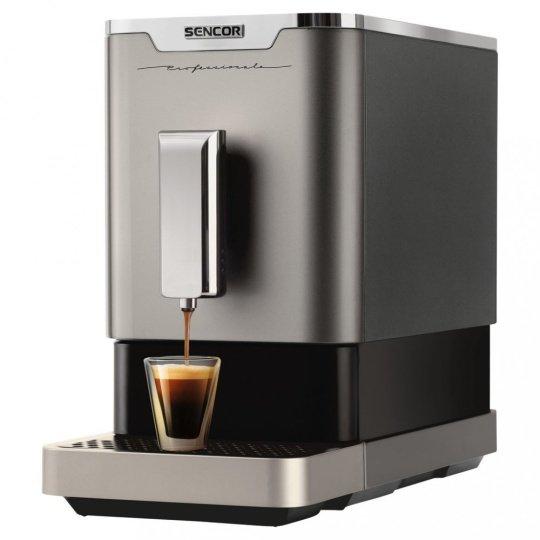 Automatické espresso Sencor SES 7010 NP