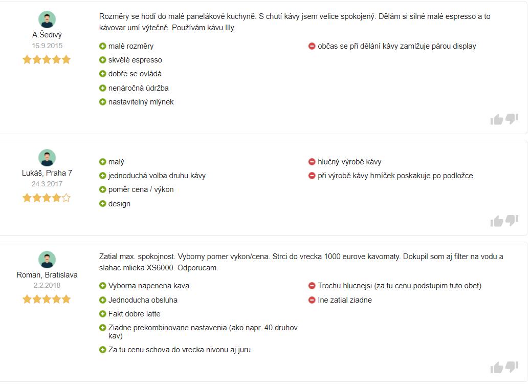 Krups EA 815070 recenzie
