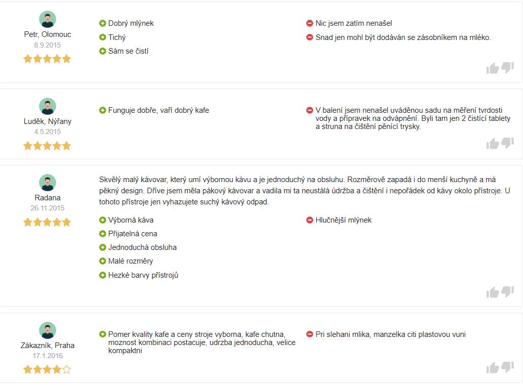Krups EA 815070 hodnotenia