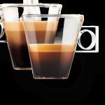 Espresso z kávovaru KRUPS KP123B31 Nescafé Dolce Gusto Mini Me
