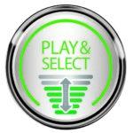 Play&Select funkcia kávovaru KRUPS KP123B31 Nescafé Dolce Gusto Mini Me