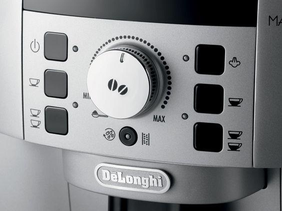 DeLonghi ECAM 22.110 W - ovládací panel
