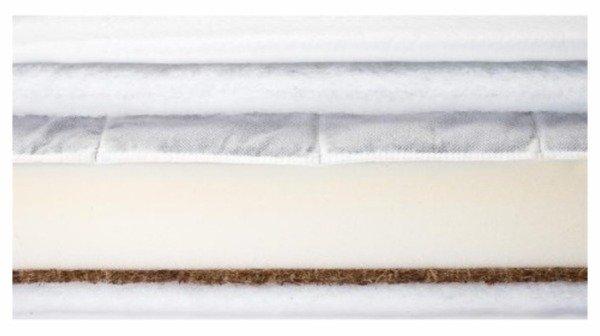 detský molitanový matrac s pohánkou Sensillo